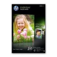Fotopapier HP Inkjet Everyday Glossy 10x15cm 200g (100)
