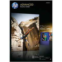 Fotopapier HP Inkjet Advanced Glossy A3 250g (20)