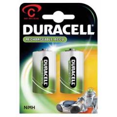 Batterij Duracell Rechargeable HR14 C (2)