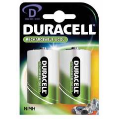 Batterij Duracell Rechargeable HR20 D (2)