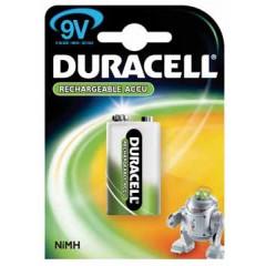 Batterij Duracell Rechargeable HR9V
