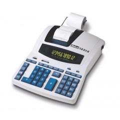 Rekenmachine Ibico 1231X met telrol