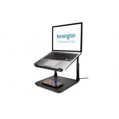Laptopverhoger Kensington SmartFit met Qi draadloos oplaadplatform