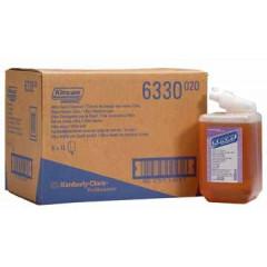 Navulling Kimberly Clark Aquarius zeepdispenser amber 1l