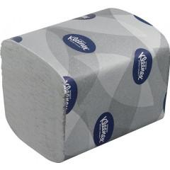 Toiletpapier Kleenex Ultra gevouwen 2-laags 200vel wit (36)