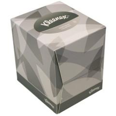 Zakdoekdoos Kleenex 2-laags 90stuks wit