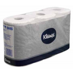 Toiletpapier Kleenex 350 vel 3-laags (6x 6r)