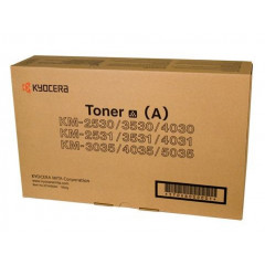 Kyocera laser KM-2530/3035 toner KM-2530 BK (370AB000)