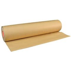 Inpakpapier op rol 120cm 80gr kraft bruin - kleine rol