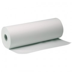 Inpakpapier 60x120cm 40gr kraft wit