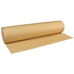 Inpakpapier op rol 60cm 80gr kraft bruin