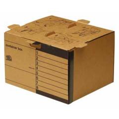 Archiefcontainer Loeffs 41x27,5x37cm bruin (15)