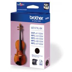Cartridge Brother Inkjet LC127XL DCP-J4110DW 1.200 pag. BK