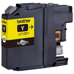 Cartridge Brother Inkjet LC12E MFC-J6925DW 1.200 pag. YEL