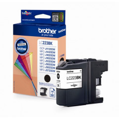 Cartridge Brother Inkjet LC223 DCP-J562DW 550 pag. BK