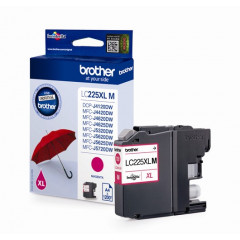 Cartridge Brother Inkjet LC225XL DCP-J4120DW 1.200 pag. MAG