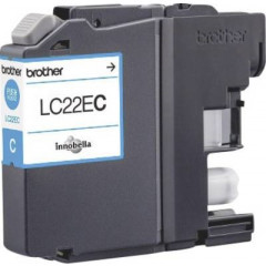 Cartridge Brother Inkjet LC22E MFC-J5920DW 1.200 pag. CY