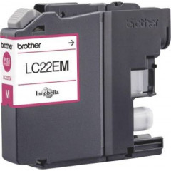 Cartridge Brother Inkjet LC22E MFC-J5920DW 1.200 pag. MAG