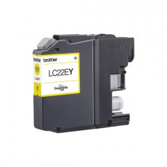 Cartridge Brother Inkjet LC22E MFC-J5920DW 1.200 pag. YEL