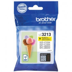 Cartridge Brother Inkjet LC3213 MFC-J491DW 400 pag. YEL