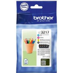 Cartridge Brother Inkjet LC3217 MFC-J5330DW 550 pag. VALUE PACK BK/C/M/Y