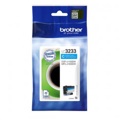 Cartridge Brother Inkjet LC3233 DCP-J1100DW 1.500 pag. CY