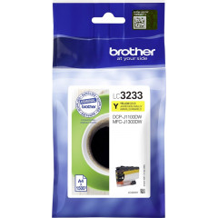 Cartridge Brother Inkjet LC3233 DCP-J1100DW 1.500 pag. YEL
