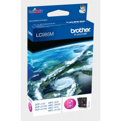 Cartridge Brother Inkjet LC985 DCP-J125 260 pag. MAG