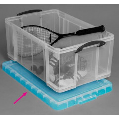 Deksel Really Useful Box voor opbergdoos 18l of 35l