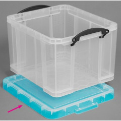 Deksel Really Useful Box voor opbergdoos 20l, 50l, 64l of 84l