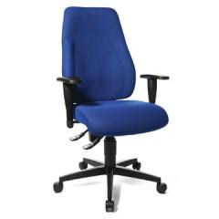 Bureaustoel Topstar lady sitness blauw