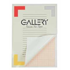 Millimeterpapier Gallery A4 80gr 50 vel