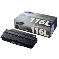 Toner Samsung Mono Laser MLT-D116L Xpress SL-M2625 3.000 pag. BK