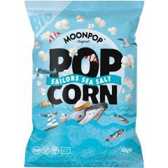 Popcorn Moonpop Sea Salt 60g (10) VEGAN