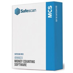Software voor Safescan geldtelsysteem SAF6185