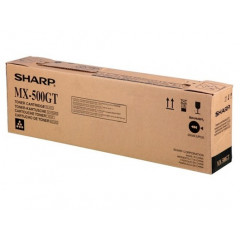 Toner Sharp Mono Laser MX-500GT MX M283N 40.000 pag. BK