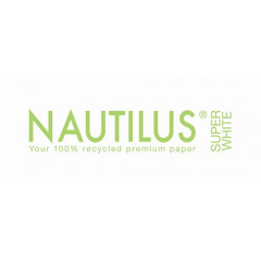 Nautilus superwhite CO2 neutraal DIN A4 80gr 100% gerecycleerd - FSC Recycled