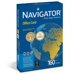 Navigator office card DIN A3 160gr wit - FSC Mix Credit