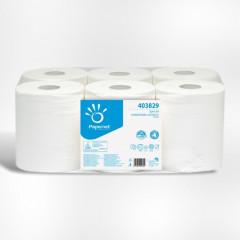Handdoekrol Papernet 2-laags wit (6)