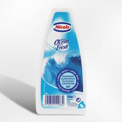 Luchtverfrisser Nicols Gel Ocean Fresh 150g
