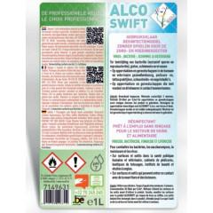 Desinfecteermiddel AlcoSwift spray 1l