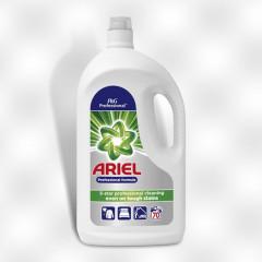 Wasmiddel Ariel Pro Regular wit vloeibaar 3.85L(70dos)