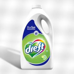 Vloeibaar wasmiddel Dreft 4,565l voor fijnwas