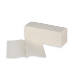 Handdoek Oceansoft ZZ gevouwen 2-laags 160 vel (20)