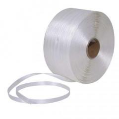 Omsnoeringsband textiel 16mm x 850m wit