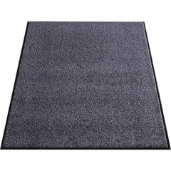 Vloermat Wash & Clean ft 40x60 cm Muisgrijs