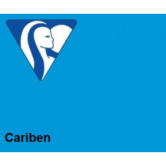 Clairefontaine DIN A4 160gr cariben (250) - FSC Mix credit