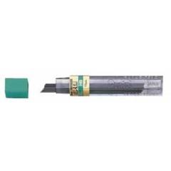 Potloodstift Pentel 2B 0,7mm (12)