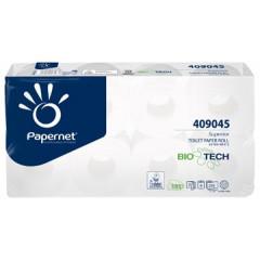 Toiletpapier Papernet bio tech 2-laags bloemenmotief (8)