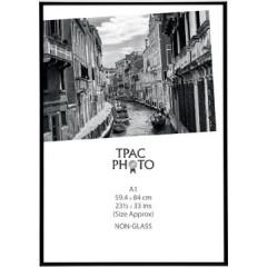 Fotokader TPAC A1 aluminium zwart